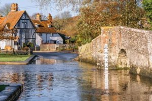 Eynsford is a Kent country village that has it all