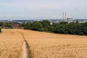 Northfleet, Swanscombe and Gravesend one of the quicker Kent commutes