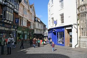 Canterbury is one of the best places to live in Kent